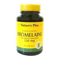 Natures Plus - Bromelaine - 90 comp.